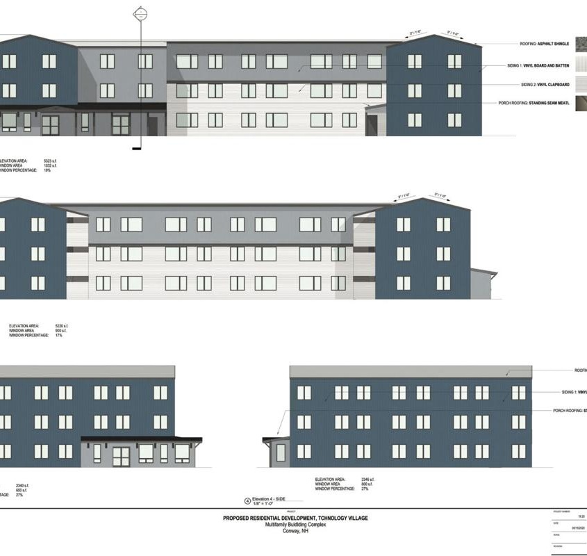 Conway Planning Board Ok S Avesta Housing Project Avesta Housing
